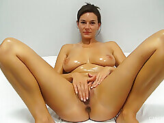 Amateur, Milf, Big Tits, Casting, Czech, HD, Solo Female