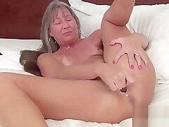 Amateur, Mature, Masturbation, Milf, Small Tits, Creampie, Toys