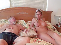 Blondes, Blowjob, Milf, Big Tits, Creampie, Cunnilingus, Doggystyle
