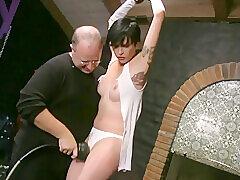 Amateur, Fetish, Milf, BDSM, Bondage, Brunette, HD, Tattoo, Toys