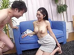 Amateur, Asian, Cumshot, Milf, POV, Cum, Brunette, Casting, HD, Japanese