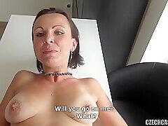 Amateur, Milf, POV, Big Tits, Casting, Czech, Facial, HD, Tattoo