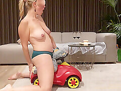 Amateur, Blondes, Fetish, Milf, Big Ass, Female Orgasm, HD, Solo Female, Toys