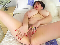 Amateur, Milf, BBW, Big Tits, Brunette, HD, Toys