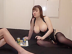 Amateur, Asian, Milf, Big Tits, HD, Japanese, Stockings