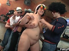 Adipose Sluts Hardcore Mating Line