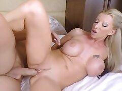 Blondes, Fetish, Milf, Handjob, Big Tits, Cunnilingus, Foot Fetish, Footjob, HD, Italian, Lingerie
