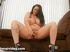 Amateur, Milf, BBW, Big Tits, Brunette, HD, Solo Female, Toys