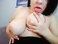 Hot Chubby Chest Milf Sake Clamps Be useful to Niples Plus Got Eternal Tittyfuck Nearby Chubby Toy!