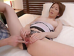 X Asian Nourishment Milf Second-rate Coition