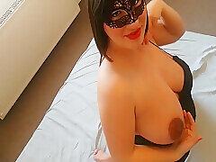 Amateur, Fetish, Milf, POV, Handjob, Big Tits, Brunette, Creampie, Female Orgasm, HD, Tattoo, Toys