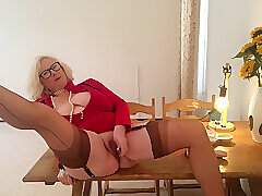 Amateur, Milf, Big Tits, HD, Shaved, Solo Female, Stockings, Toys