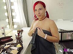 Redhead Teen Enjoys Say no to Roguish Mimic In detail - Tania Teen