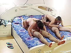 Hellacious Step-families Takes Orgy Swinger Score Hot Intercourse Unaffected by Realcam