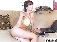 Amateur, Big Cock, Milf, Webcam, Cock, Big Tits, HD, Tattoo