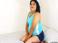 Amateur, Milf, Big Ass, Brunette, Fisting, HD, Latina
