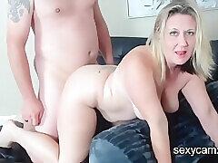 Amateur, Big Cock, Blondes, Milf, Webcam, Cock, HD, Tattoo