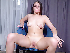 Amateur, Milf, Webcam, Brunette, HD, Solo Female