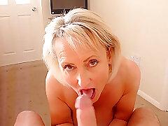 Anal, Mature, Blowjob, Cumshot, Fetish, Milf, Cum, Big Tits, Couple, Lingerie, Stockings, Toys