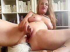 Amateur, Blondes, Milf, Webcam, Big Tits, HD, Solo Female, Toys