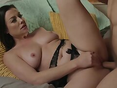 Milf, Big Tits, Brunette, HD, Hairy, Old and Young, Step Fantasy, Toys
