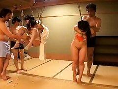 Amateur, Asian, Fetish, Group Sex, Sex, BDSM, Japanese