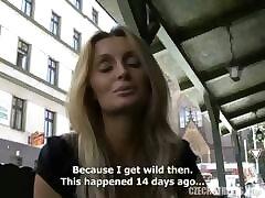 Amateur, Czech, Public