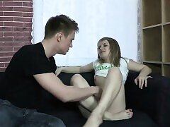 Teen, Hardcore, Small Tits, Teens, Brunette, Doggystyle