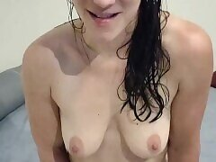 Fetish, Masturbation, Handjob, Sexy, Sex, Big Ass, Brunette, French, HD