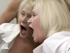 Mature, Blondes, Blowjob, Milf, BBW, Big Tits, British, Granny