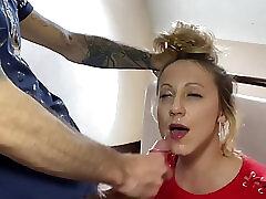 Amateur, Big Cock, Blowjob, Cumshot, Cum, Cock, Facial, French, Public