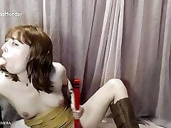 Anal, Teen, Masturbation, POV, Webcam, Teens, Cosplay, HD