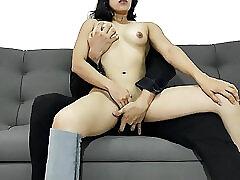 Hardcore, Blowjob, Cumshot, Masturbation, POV, Teens, First time, Cum, Fingering, Latina