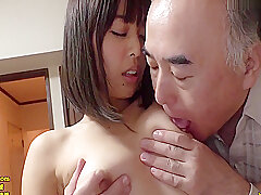 Asian, Brunette, HD, Hairy, Japanese, Old and Young
