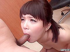 Asian, POV, Group Sex, Sex, Brunette, HD, Hairy, Japanese