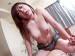 Asian, POV, Big Tits, Brunette, HD, Hairy, Japanese