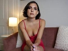 Amateur, Fetish, POV, Domination, Babe, Brunette, Femdom, Solo Female