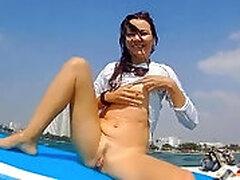 Amateur, Anal, Fetish, Masturbation, Public, Solo Female, Toys
